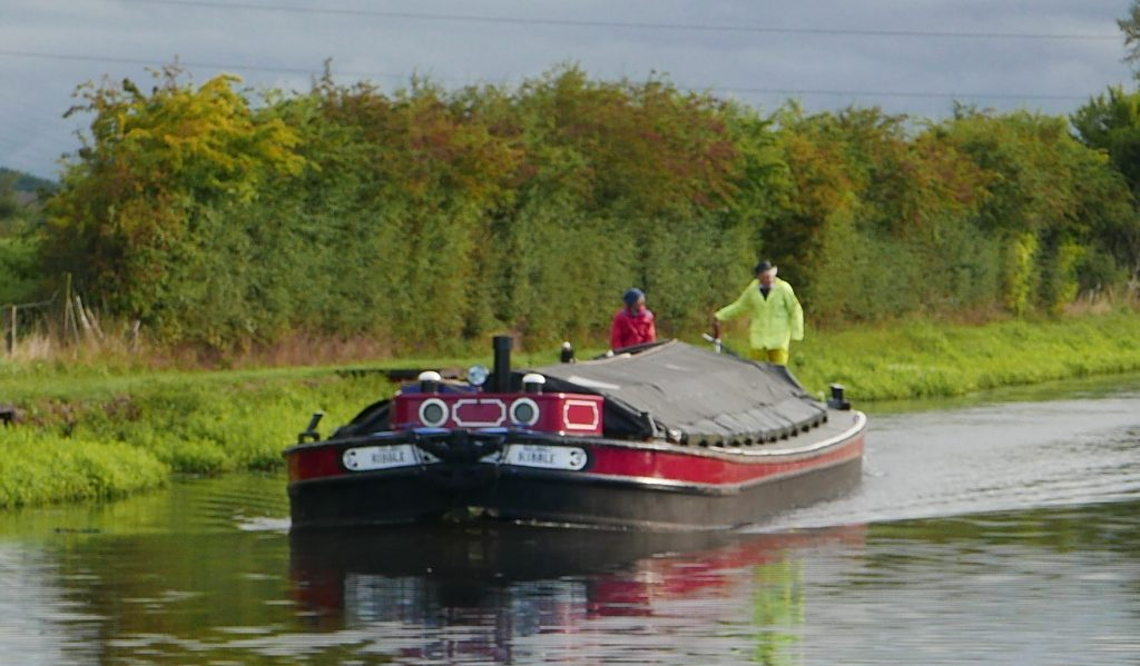 Leeds Liverpool Short Boat Ribble