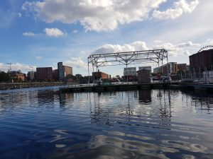 Salthouse Dock Liverpool.