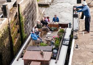 Lady Teal - Luxury Hotel Boat