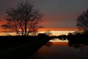 Wigan Sunset