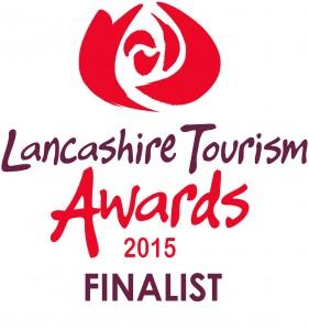 Lancashire Tourism Awards FINALIST logo 2015