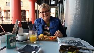 Gina breakfast