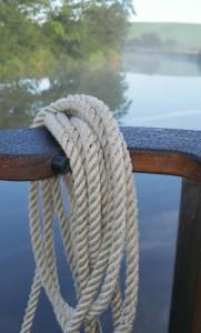 Rope on Stern