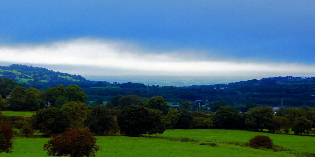 Lancashire Countryside near Burnley
