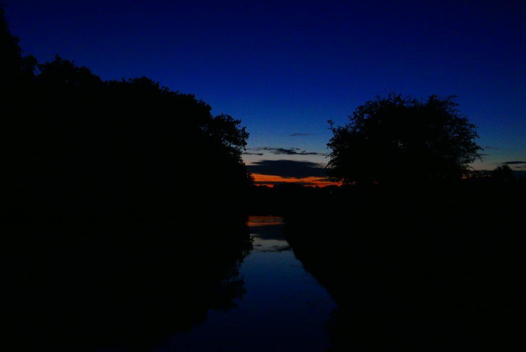 Sunset at Riley Green