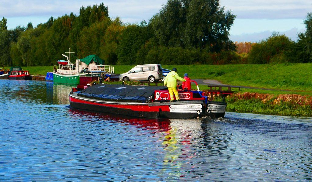 Leeds Liverpool Short Boat Ribble