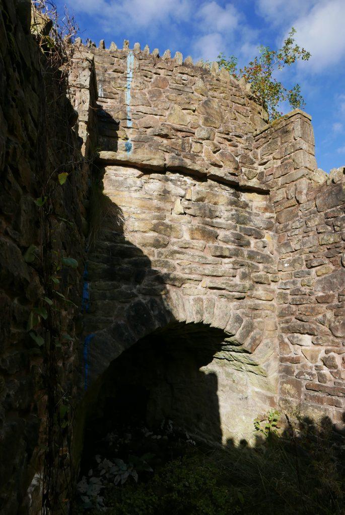 Lime Kiln Fourlidge Tunnel Leeds Liverpool