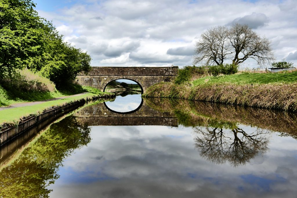 Bridge in Lancashire
