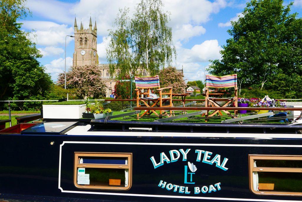 Lady Teal Leeds & Liverpool Wigan