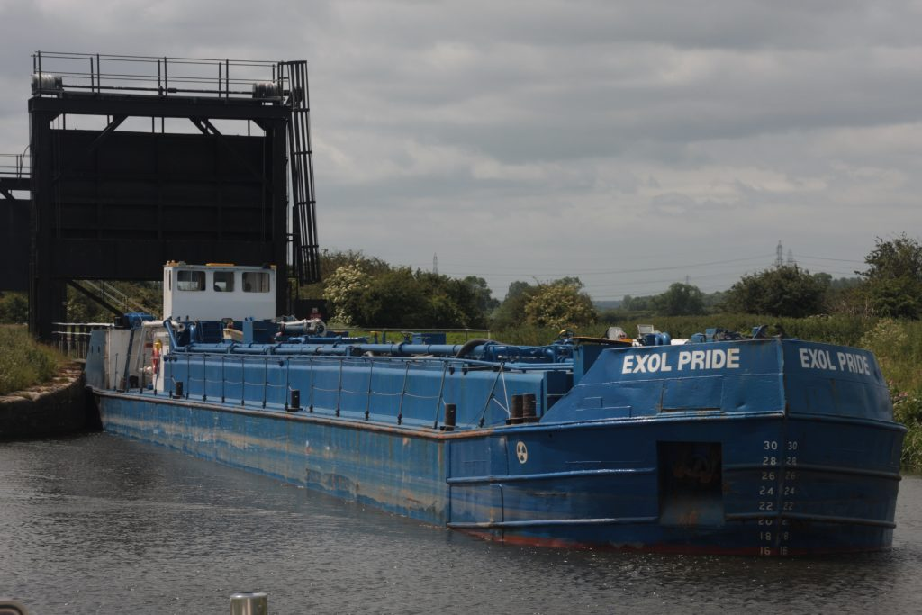 Exol Pride, South Yorks Navigation
