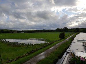 Mooring near Gargrave leeds and Liverpool
